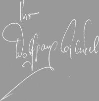 Unterschrift Wolfgang Meusel